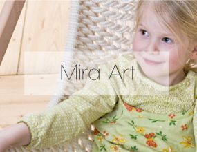 Website für Mira Art